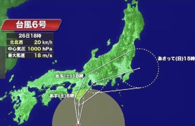 隅田川花火大会に台風6号は影響なし?