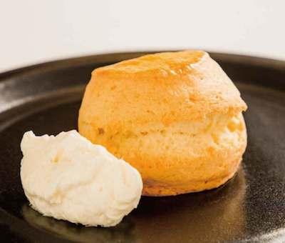 チーズガーデン那須本店カフェメニュー_スコーン