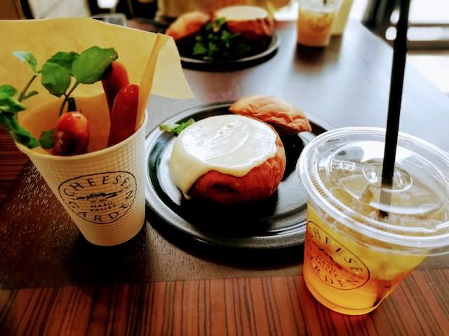 チーズガーデン那須本店のカフェメニュー_おすすめ